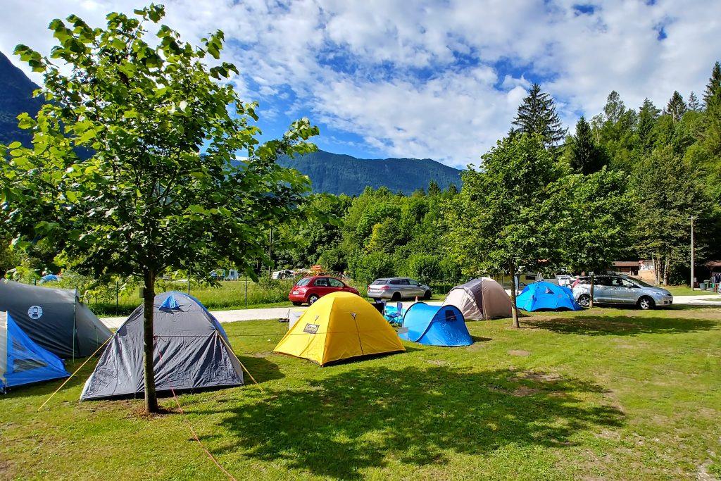Kamp Liza Bovec